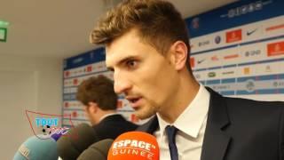 """[Interview] PSG : """"Cavani fait taire les détracteurs"""" (T. Meunier)"""