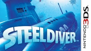 Steel Diver Gameplay {Nintendo 3DS} {60 FPS} {1080p}