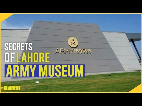 Army Museum | Secrets of Lahore | special