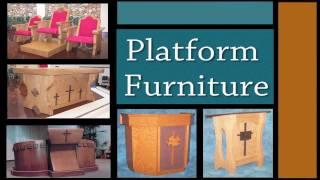 Cardinal Church Furniture