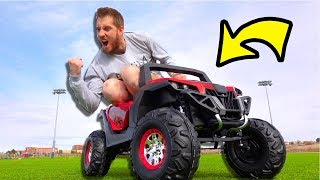 BUYING THE MOST EPIC TOY CAR!