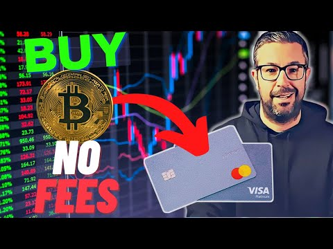 BUY Bitcoin w/ NO Credit Card FEES! How To Use STRIKE App for Bitcoin