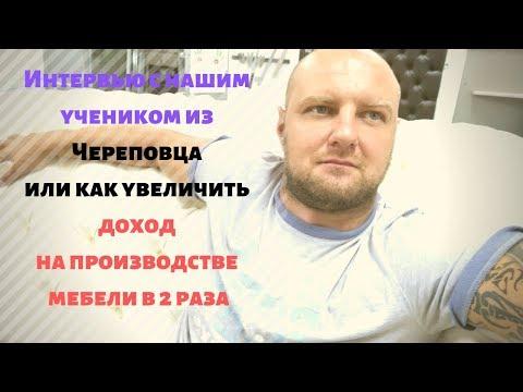 Скайп интервью с учеником из Череповца