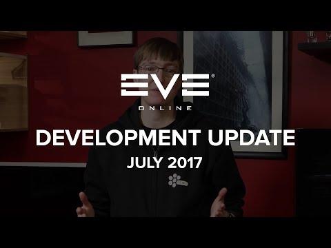 EVE Online - Development Update (July 2017)