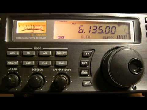 6135khz,Yemen Radio,Sanaa,YEM,Arabic.