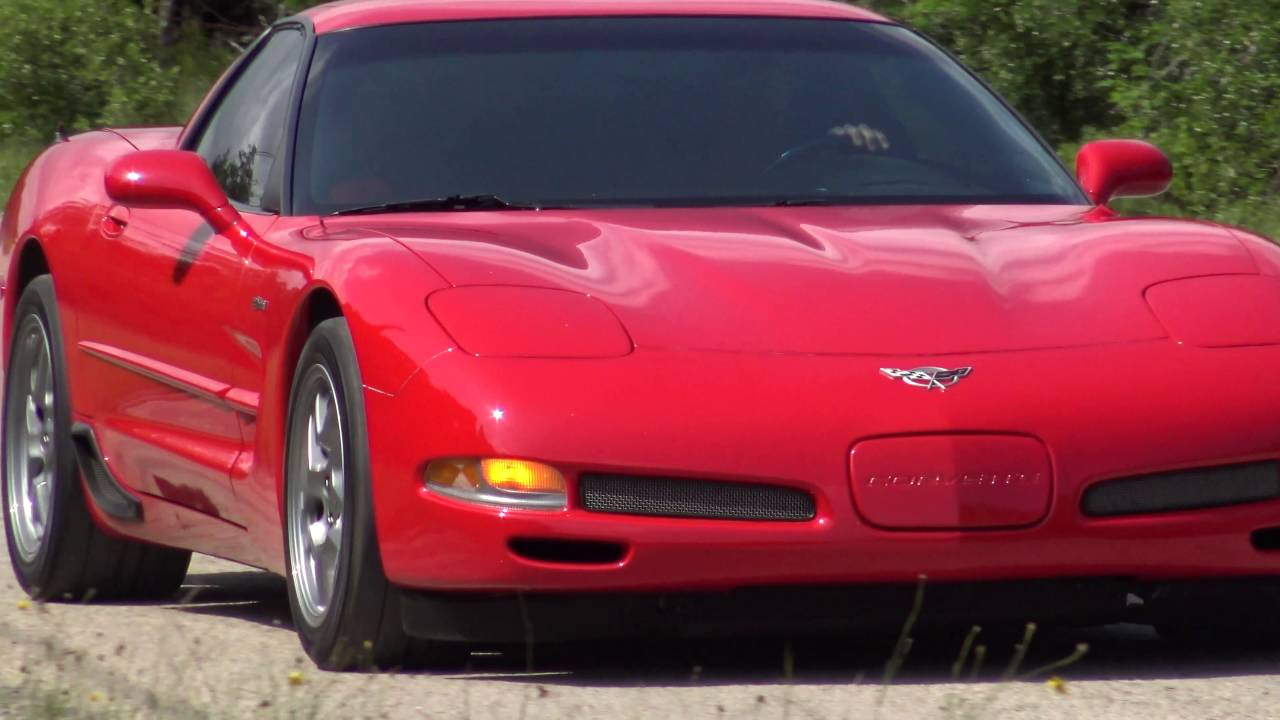 2003 Chevy Corvette Z06 Texas Hill Country C5 Test Drive With Same81 You
