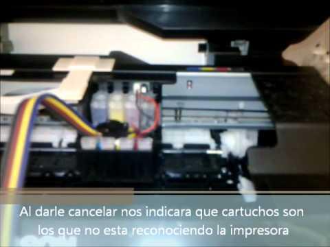 Sistema Continuo Epson Tx105 Tx115 Doovi