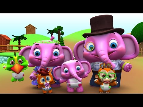 Rig a Jig Jig | Nursery Rhymes for Children | Kindergarten Songs
