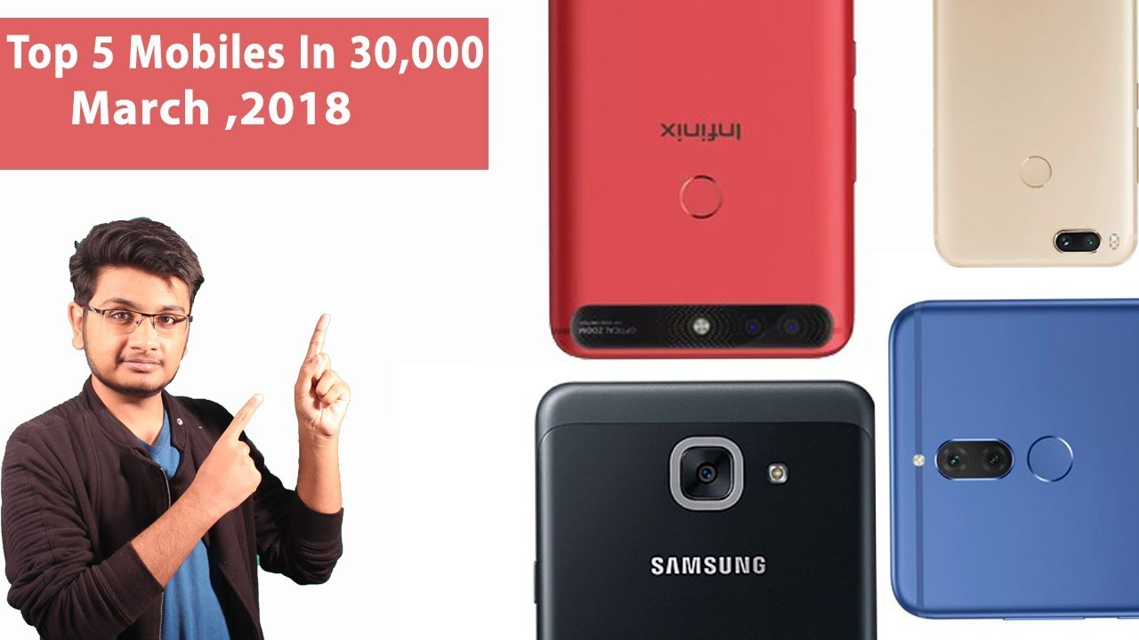Best Phone For 30,000 Ruppees In Pakistan March 2018