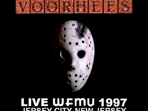 Voorhees Live at WFMU radio june 1997 Jersey City-New Jersey.