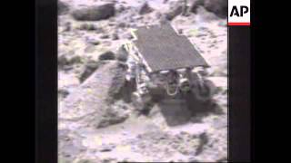SPACE: MARS: NASA RELEASES NEW PHOTOS FROM MARS PATHFINDER