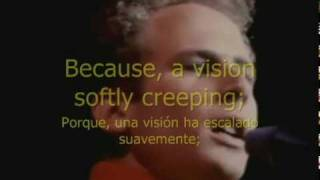 Download EL SONIDO DEL SILENCIO. Subtitulada en Ingles-Español.PAUL SIMON & ART GARFUNKEL Mp3 and Videos