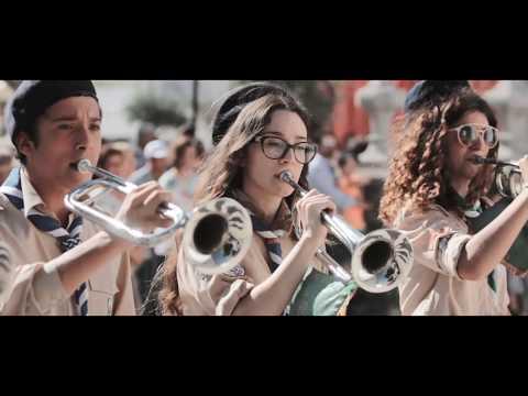 Procissão das Festas de Vila Nova de Anha 2018