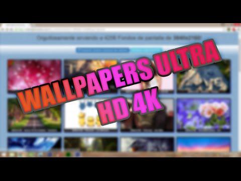 La Mejor Pagina Para Descargar Wallpapers Ultra Hd 4k Youtube
