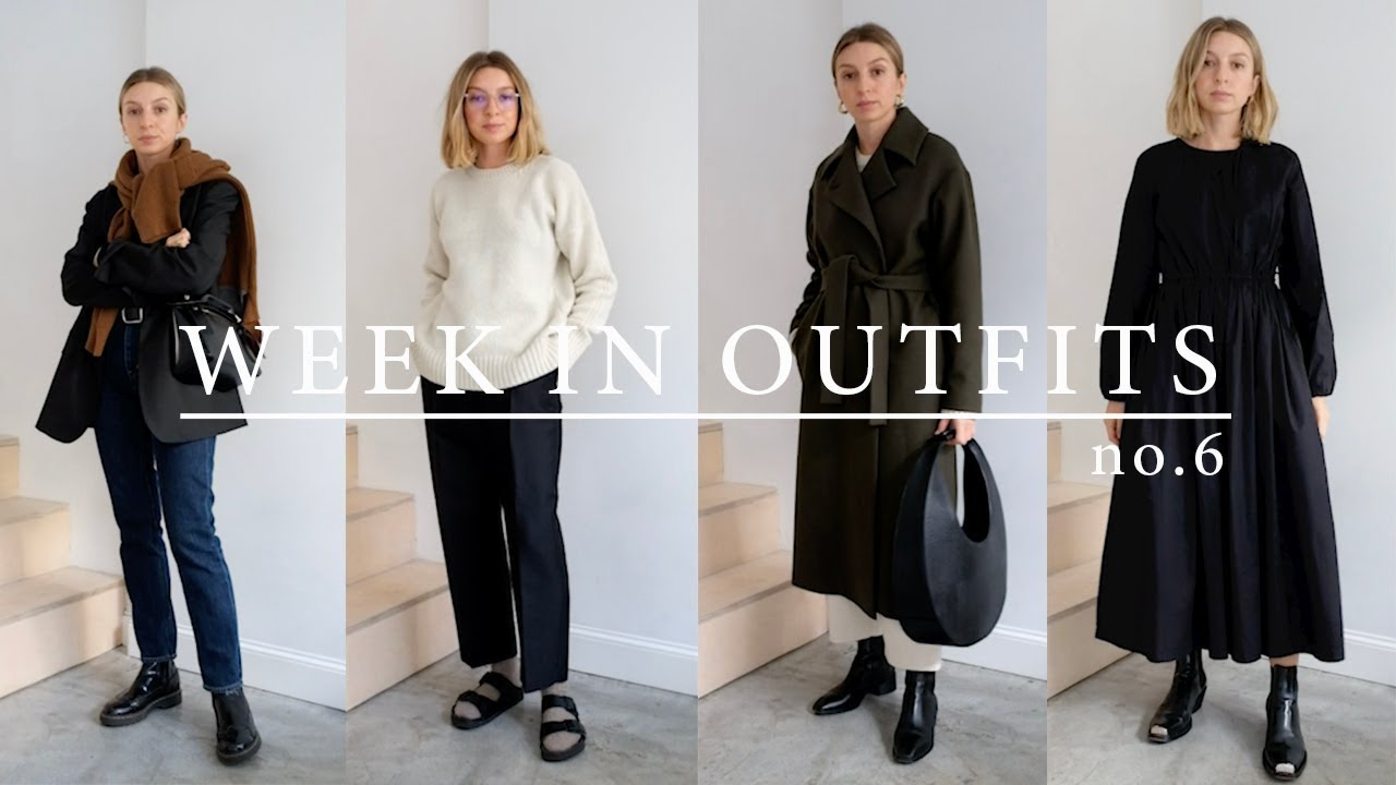 [VIDEO] - Week In Outfits No.6 7