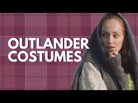 The Costumes Of Outlander Part II (The Lassies)