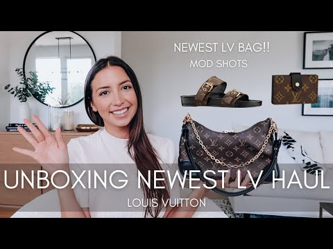 NEW LV HAUL UNBOXING | 2021 | Boulogne Bag & more!