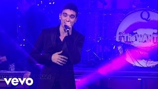 The Wanted - Gold Forever (Live on Letterman)