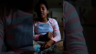 11 year old sings treat me like somebody