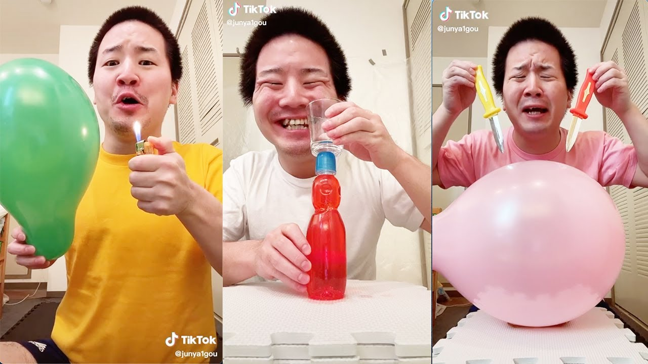 Download Junya 1 Gou Latest and Funniest Tiktok Videos | Comedy King Junya New Videos
