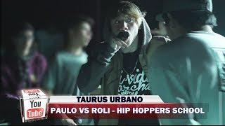 Paulo Londra Vs Roli - Final Hip Hoppers School