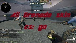 Counter Strike Source: Grenade Csgo (v34 and v84)