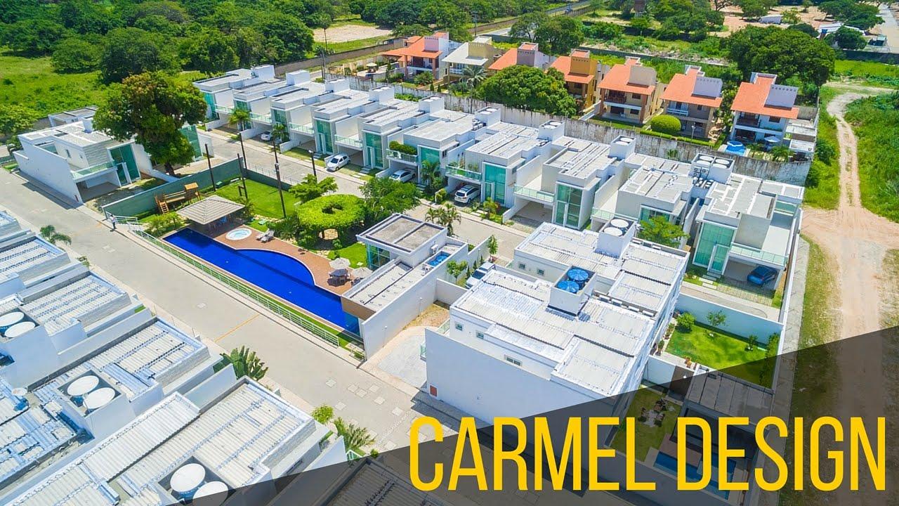 Carmel design casa duplex em condominio fechado de alto - Piano casa in condominio ...