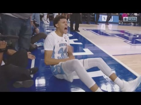 UNC Men's Basketball: Justin Jackson Scores Career-High 34 vs. Kentucky