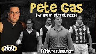 Pete Gas of The Mean Street Posse shoot interview