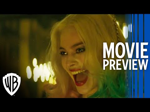 Suicide Squad   Watch Movie Preview   Warner Bros. Entertainment