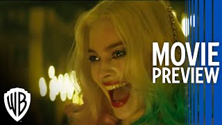 Suicide Squad | Full Movie Preview | Warner Bros. Entertainment