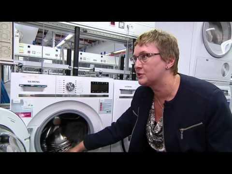 Серкеты разработки программ стирки в стиральных машинах Siemens