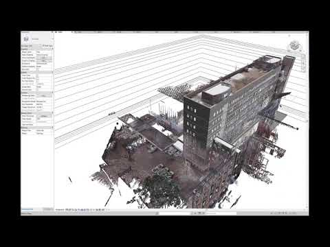 Scan to BIM Service | Large As-built Residential Apartment Renovation