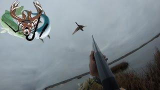 Охота #13 на утку на море