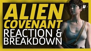 Alien Covenant Reaction, Easter eggs and Ending Explanation