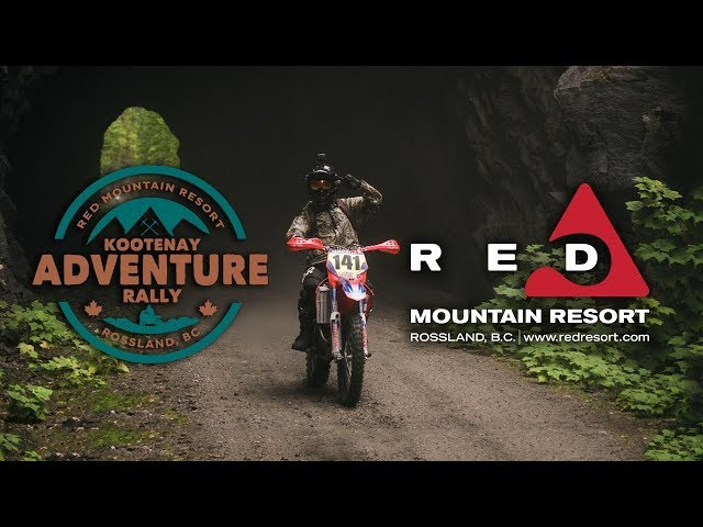2017 Kootenay Adventure Rally at Red Mountain Resort