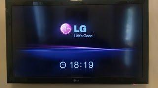 LG TV Stuck on startup screen- Repair- LG Life's Good