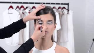 Ретро-макияж глаз в стиле 60-х