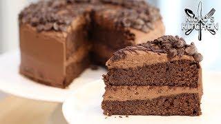 Keto Chocolate Cake | The ULTIMATE low carb cake!