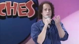 Steven Wright Young Comedians Stiches 1986