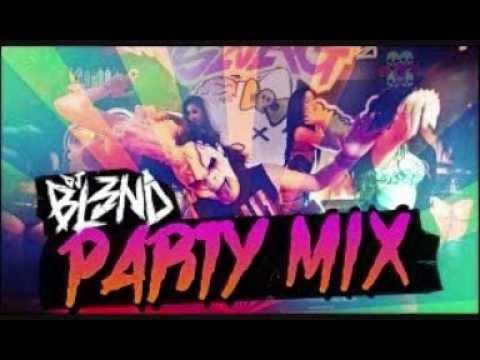 Party Mix - DJ BL3ND