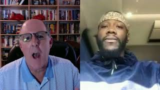 Deontay Wilder talks to Kevin Iole about Anthony Joshua, Luis Ortiz, going 51 0 and the state of the