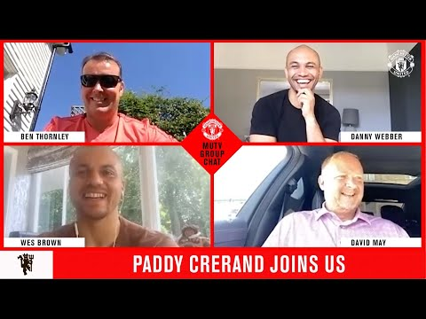 Manchester United | MUTV Group Chat: Looking ahead to next season | Paddy Crerand joins us