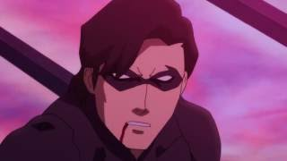 Бэтмен против Найтвинга