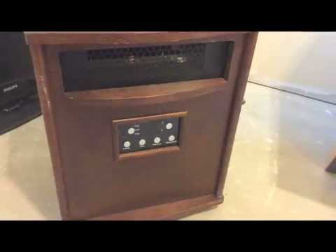hqdefault life pro 1500 watt infrared room heater not working youtube
