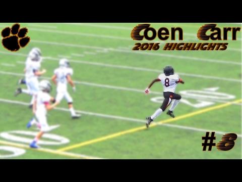 Coen Carr - N Henry Highlights 2016