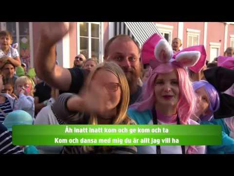 Allsång Lotta Engberg - Inget stoppar oss nu  - Lotta på Liseberg (TV4)