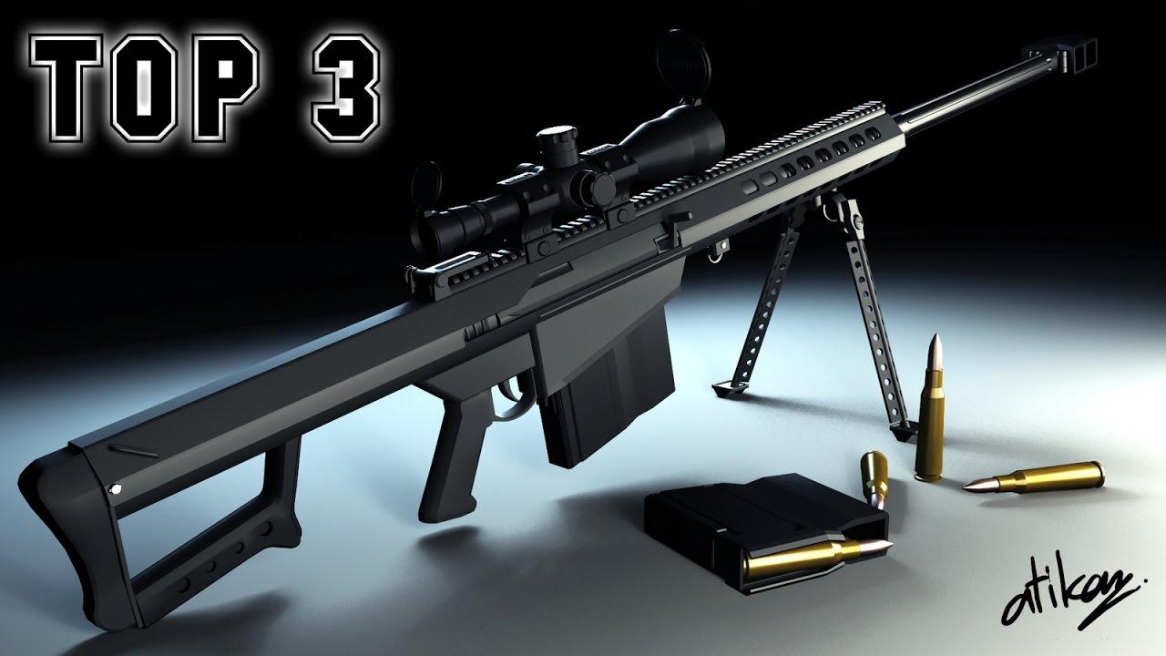 Top 3 os melhores rifles de precis o do mundo youtube - Barrett 50 wallpaper ...