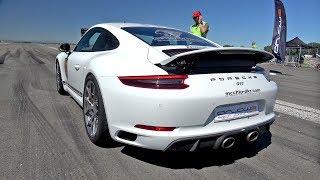 500HP Porsche 911 Carrera T with Akrapovic Exhaust System!