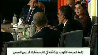 ضياء رشوان يوضّح بالأرقام: كيف تراجع الإرهاب في عام 2017؟ (فيديو)   المصري اليوم